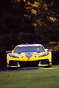 September 4-5, 2020. IMSA Weathertech Road Atlanta 6hr: #3 Corvette Racing Corvette C8.R, GTLM: Antonio Garcia, Jordan Taylor