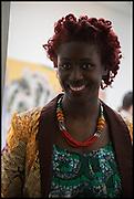 KIOKA WILLIAMS; , Pangaea, New Art from Africa and Latin America. Saatchi Gallery. Duke of York's HQ. King's Rd. London. 1 April 2014.