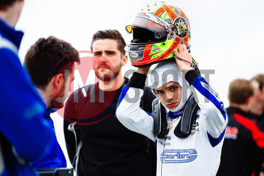 Lando Norris   #31 Carlin   MSA Formula Championship   Race 1 - Mandatory byline: Rogan Thomson/JMP - 07966 386802 - 22/08/2015 - MOTORSPORT - Knockhill Racing Circuit - Dunfermline, Scotland - BTCC Meeting Day 1.