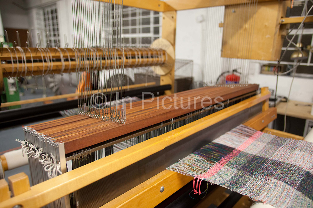 The Bristol Weavimg Mill was the first new cloth mill to open in the city in 90 years, on 6th November 2015 in Bristol, United Kingdom. The all female weaving mill  makes woven fabric for top desingers and fashion labels.
