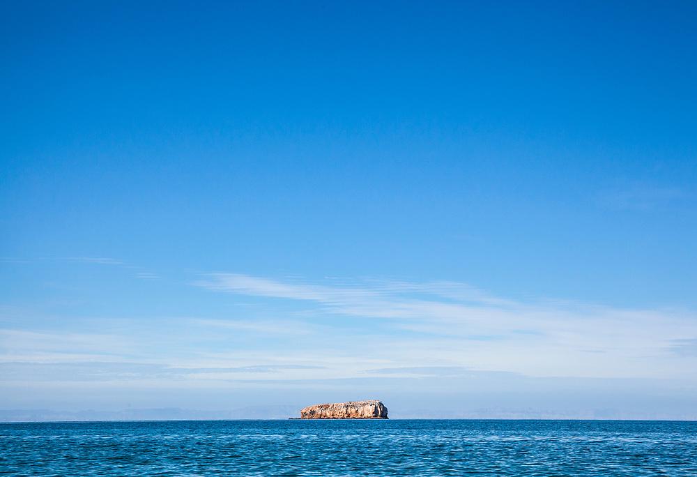 Isla Gallina in the Gulf of California near La Paz, BCS, Mexico.