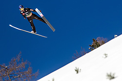Maciej Kot (POL) during the Trial Round of the Ski Flying Hill Individual Competition at Day 1 of FIS Ski Jumping World Cup Final 2019, on March 21, 2019 in Planica, Slovenia. Photo by Matic Ritonja / Sportida