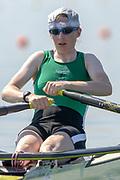2005, World Rowing Championships, Nagaragawa International Regatta Course, Gifu, JAPAN: Monday  29.08.2005. IRL LW1X Niamhh Ni Cheilleacher.  © Peter Spurrier/Intersport Images - email images@intersport-images.com