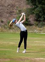 NUNSPEET  -   Eva Nijenhuis   , speler NGF Nationale selectie golf Nationale team,   COPYRIGHT KOEN SUYK