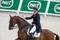 Gareth Hughes, (GBR), DV Stenkjers Nadonna - Grand Prix Team Competition Dressage - Alltech FEI World Equestrian Games™ 2014 - Normandy, France.<br /> © Hippo Foto Team - Leanjo de Koster<br /> 25/06/14