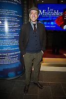 Derren Brown at the Les Miserables Gala Press Night at the Sondheim Theatre in London's West End.