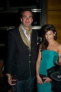 FRITZ VON WESTENHOLZ AND CAROLINE SIEBER , The Launch of the Cavalli Selection. 17 Berkeley St. London. 29 May 2008.   *** Local Caption *** -DO NOT ARCHIVE-© Copyright Photograph by Dafydd Jones. 248 Clapham Rd. London SW9 0PZ. Tel 0207 820 0771. www.dafjones.com.