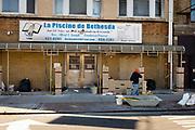 La Piscine de Bethesda, 1280 Flatbush Avenue, Brooklyn.
