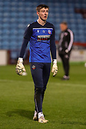 Billy Crellin during the EFL Sky Bet League 2 match between Scunthorpe United and Bolton Wanderers at the Sands Venue Stadium, Scunthorpe, England on 24 November 2020.