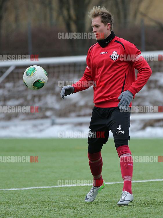 Bobby Alm Nilsson (FC Helsingør).