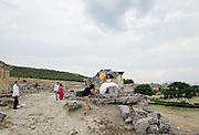 Turkey, Cappadocia, Pamukkale