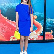 NLD/Amsterdam20160622 - Filmpremiere première van Disney Pixar's Finding Dory, Marieke Giebels