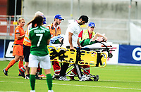 Fotball , 24. juli 2014 , U19 Women , Netherlands - Ireland<br /> Nederland - Irland 4-0<br /> Lauren Dwyer  , IRL