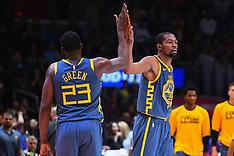Warriors v Clippers - 13 Nov 2018