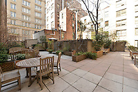 Garden at 130 East 18th Street