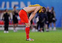 Fotball<br /> 26.06.2008<br /> Euro 2008<br /> Semifinale Spania v Russland<br /> Foto: Witters/Digitalsport<br /> NORWAY ONLY<br /> <br /> Roman Pavlyuchenko Russland<br /> EURO 2008 Halbfinale Russland - Spanien