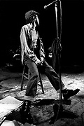 Ian Dury in concert London 1979