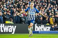 Brighton and Hove Albion v Aston Villa 180120