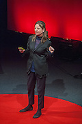 AMANDA RENSHAW, UnSeen Narratives, Ted Salon, Unicorn Theatre, Tooley St. London. 10 May 2012.
