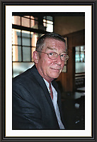 Actor John Hurt Coach and Horses Soho<br /> Archival Museum-quality Archival signed Framed Photograph