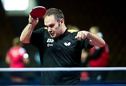 Morales Jordi of Spain plays final match during Day 4 of SPINT 2018 - World Para Table Tennis Championships, on October 20, 2018, in Arena Zlatorog, Celje, Slovenia. Photo by Vid Ponikvar / Sportida