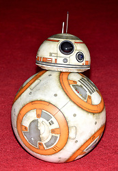 BB-8 attends the world premiere of Disney Pictures and Lucasfilm's 'Star Wars: The Last Jedi' at The Shrine Auditorium on December 9, 2017 in Los Angeles, CA, USA. Photo by Lionel Hahn/ABACAPRESS.COM