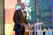 Officiële overdracht plaats van Paleis Soestdijk.<br /> <br /> Op de foto:  dhr. Alex Vermeulen , voormalig directeur Paleis Soestdijk