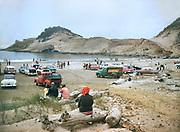 CS00398-14. Cape Kiwanda August 1959