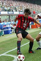 Milano, 3-10-04<br /> <br /> Campionato Serie A 2004-05<br /> <br /> Milan Reggina 3-1<br /> <br /> nella  foto Filippo Inzaghi Milan<br /> <br /> Foto Snapshot / Graffiti