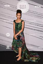 Sennia Nanua bei den British Independent Film Awards in London / 041216<br /> <br /> <br /> *** at the British Independent Film Awards in London on December 4th, 2016 ***