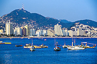 Acapulco Bay, Acapulco, Mexico