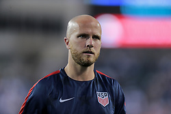 July 19, 2017 - Philadelphia, PA, USA - Philadelphia, PA - Wednesday July 19, 2017: Michael Bradley during a 2017 Gold Cup match between the men's national teams of the United States (USA) and El Salvador (SLV) at Lincoln Financial Field. (Credit Image: © John Dorton/ISIPhotos via ZUMA Wire)