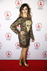 LOS ANGELES, CA - SEP 20: Ali Stone attends The Latin GRAMMY Acoustic Sessions at The Novo Theater September 20, 2017, in Downtown Los Angeles. Byline, credit, TV usage, web usage or linkback must read SILVEXPHOTO.COM. Failure to byline correctly will incur double the agreed fee. Tel: +1 714 504 6870.