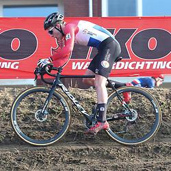 26-01-2020: Wielrennen: Wereldbeker Veldrijden: Hoogerheide <br />Ryan Kamp
