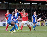 York City v Carlisle United 140315