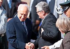 German President in Jersusalem,29-5-12