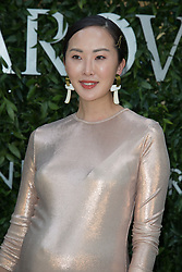 Chriselle Lim attends Atelier Swarovski - Cocktail Of The New Penelope Cruz Fine Jewelry Collection during Paris Haute Couture Fall Winter 2018/2019 in Paris, France on July 02, 2018. Photo by Nasser Berzane/ABACAPRESS.COM