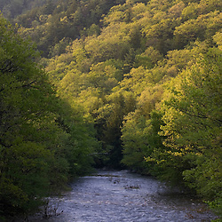 West Branch of the Westfield River Chester Massachusetts USA