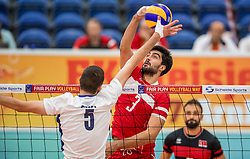 23-09-2016 NED: EK Kwalificatie Turkije - Wit Rusland, Koog aan de Zaan<br /> Turkije had het vrij lastig in de eerste wedstrijd tegen Wit Rusland maar blijven meedoen voor het EK ticket / Faik Samed Gungor