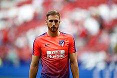 Atletico de Madrid v Rayo Vallecano - 25 Aug 2018