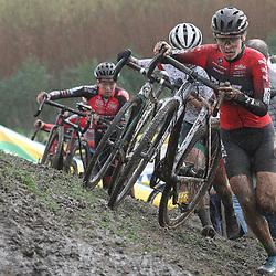 03-11-2019: Cycling: Superprestige Veldrijden: Ruddervoorde<br />Yara Kastelijn