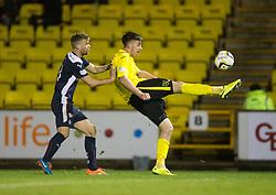 Livingston 0 v 1 Falkirk, Scottish Championship played13/12/2014 at The Energy Assets Arena.