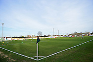The Rocks ground during the Ryman Premier League match between Bognor Regis Town and Havant & Waterlooville FC at Nyewood Lane, Bognor, United Kingdom on 26 December 2016. Photo by Jon Bromley.
