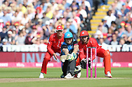 Worcestershire Rapids Tom Fell during the Vitality T20 Finals Day semi final 2018 match between Worcestershire Rapids and Lancashire Lightning at Edgbaston, Birmingham, United Kingdom on 15 September 2018.