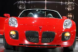 09 February 2006:  2007 Pontiac Solstice GXP.....Chicago Automobile Trade Association, Chicago Auto Show, McCormick Place, Chicago IL