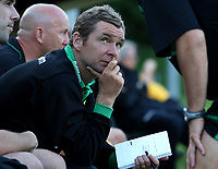 Photo: Maarten Straetemans.<br /> FC Zwolle v Norwich City. Pre Season Friendly. 25/07/2007.<br /> Manager Peter Grant (Norwich City)