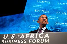 New york: President Obama Speaks At The U.S.-Africa Business Forum, 21 September 2016