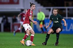 Chloe Logarzo of Bristol City Women - Mandatory by-line: Ryan Hiscott/JMP - 14/11/2020 - FOOTBALL - Twerton Park - Bath, England - Bristol City Women v Tottenham Hotspur Women - Barclays FA Women's Super League