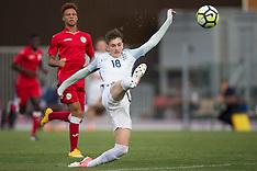 170601 England U18 v Cuba U20