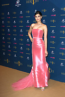 Diana Penty, Indian Cricket Heroes - photocall, Lord's Cricket Ground, London, UK, 23 May 2019, Photo by Richard Goldschmidt